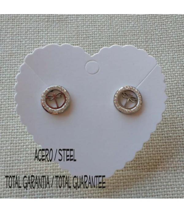 Steel Earrings Ely