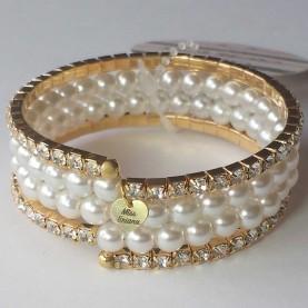 Golden Bracelet Paris