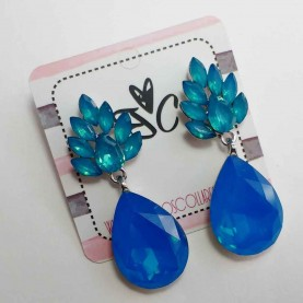 Transpa Earrings Zulema