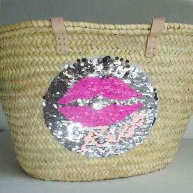 Artesanal shopping Bag Love