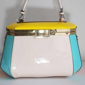 Multicolour women bag