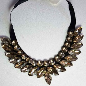 Collar Piedras Night