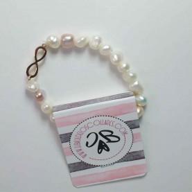 Short pearls neck lace Linda