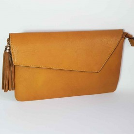 Bolso Camel Oxford