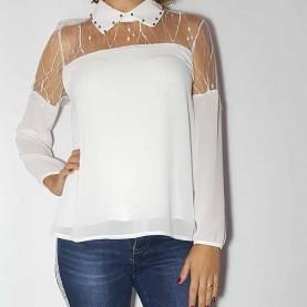 White  Women Shirt