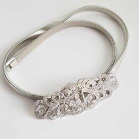 Cinturón elástico Victoriano Plata