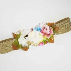 Cinturón con Flores Mayla