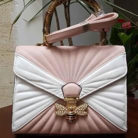 Shoulder bag BEE pink