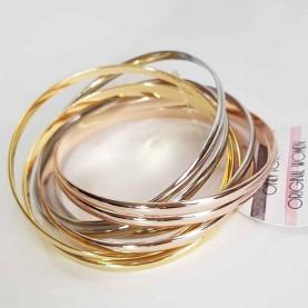 Bracelet in 3 colors.