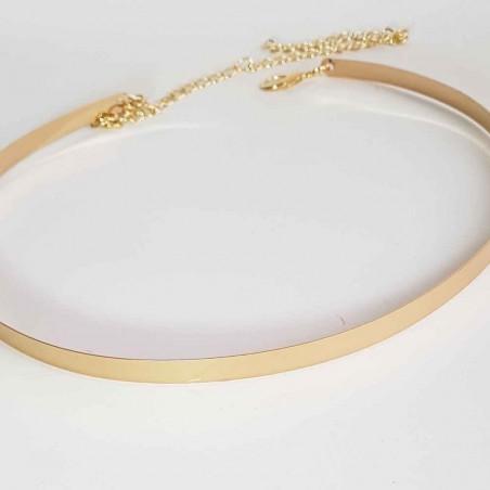 Women golden Belt style Alma