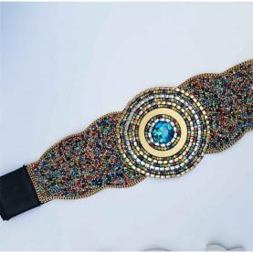 Cinturón-fajín colores Vianka