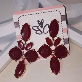 Light pink earrings Roxane