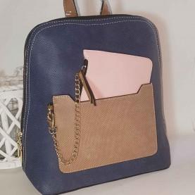 Women bag multicolor style Pocket.