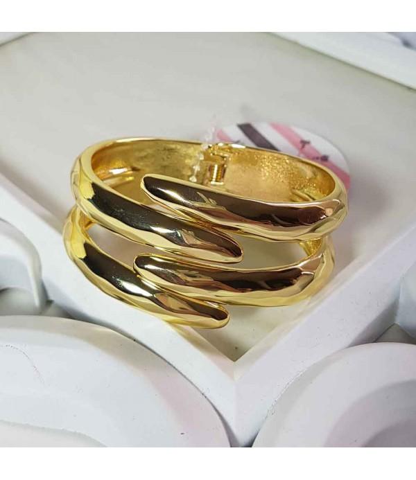 Golden bracelet Trenka