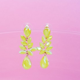 Yellow Earrings Vera
