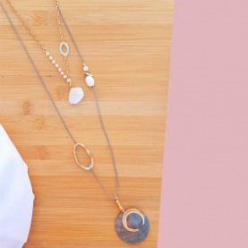 Double Necklace Eray
