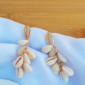 Earrings Shells