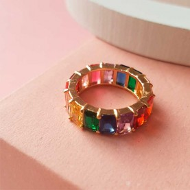 Multicolor Ring