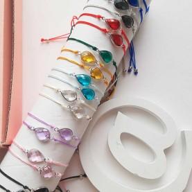 Thread Bracelet Drop
