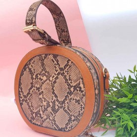 Rounded Bag Pitón