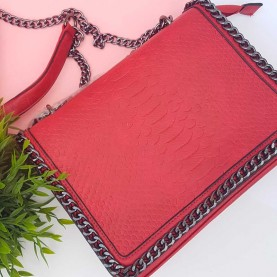Red Bag Chain