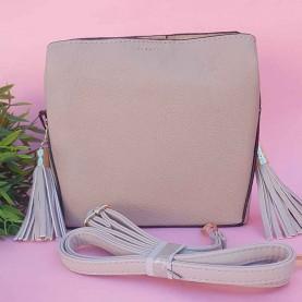 Bag Fringe Cream