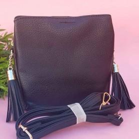 Bag Fringe Black