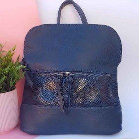 Bag Snake Navy Blue
