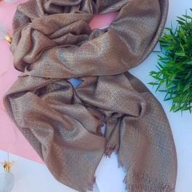 Fular brown-Golden