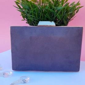 Bag in grey color