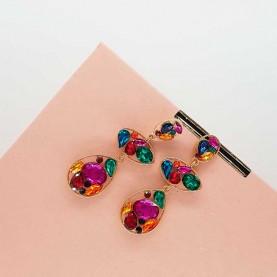 Colors Earrings Asley