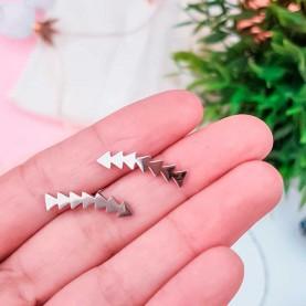 copy of Earrings arrow golden
