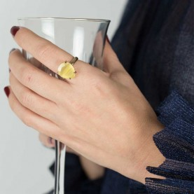 Ring MG A3101 Yellow