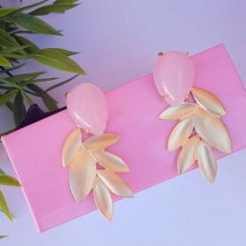 Earrings MG P1103 Pink