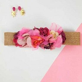 Flowers Belt Nora