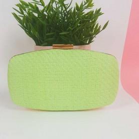 Bag Green Rafia
