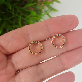 Mini Cercles MulticolorG