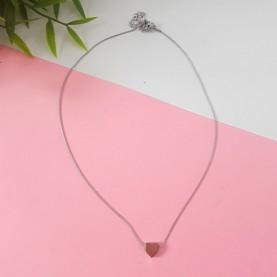 Necklace Cuore Silver