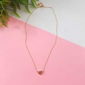 Necklace Cuore Gold