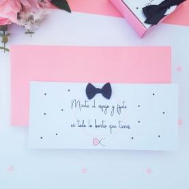 "Postcard ""Mirate"""
