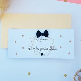 "Postcard ""Glamour"""