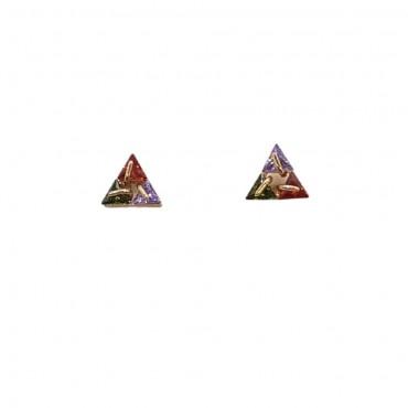 Mini triangles Color