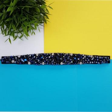 Jewel Belt Roxan Blue