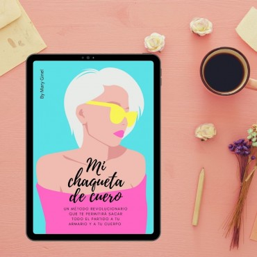 E-book Mi Chaqueta de Cuero