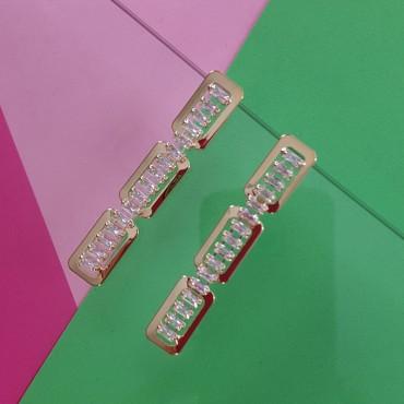 Earrings Glitter Medium