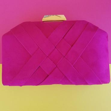 Bag dark pink Oslo
