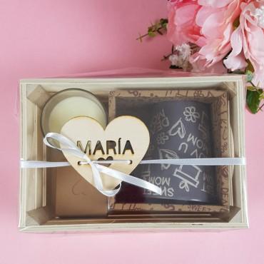 "Gift Box ""Super mamá"""