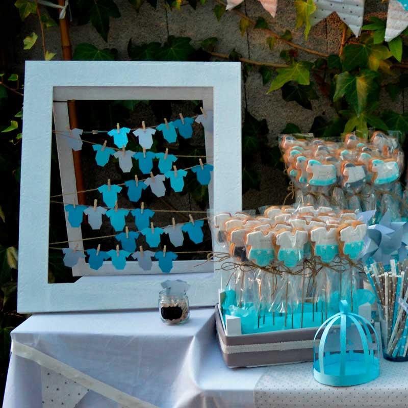 ideas mesa dulce bautizo