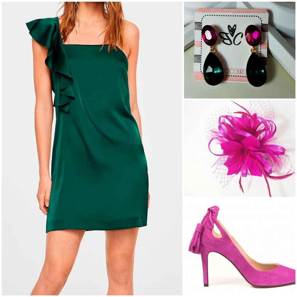 look buganvilla y verde