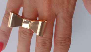 Como saber la talla de tu anillo